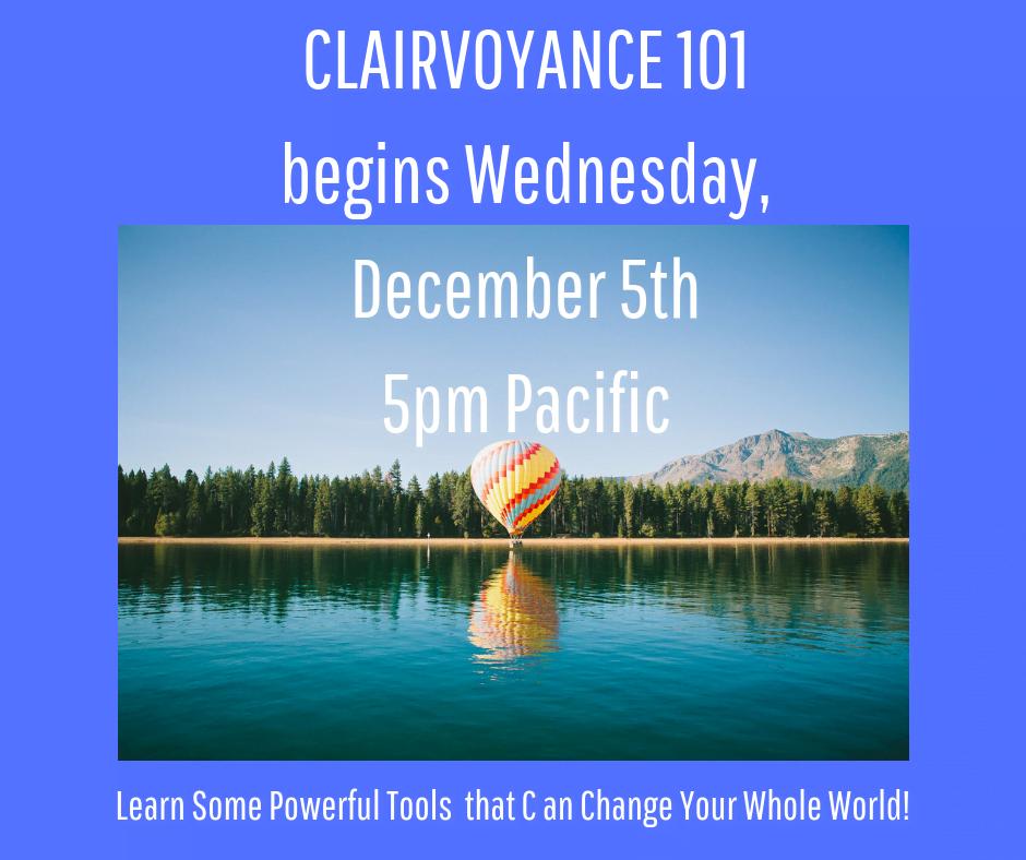 Clairvoyance 101
