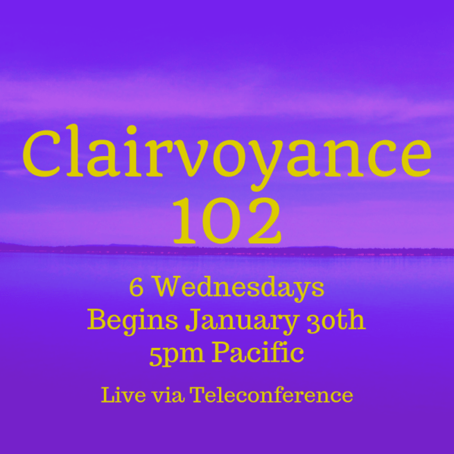 Clairvoyance 102 January 2018