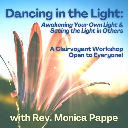 Dancing in the Light Clairvoyant Workshop 2020