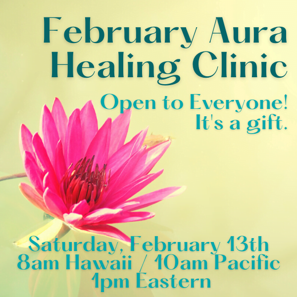 February 2021 Aura Healing Clinic