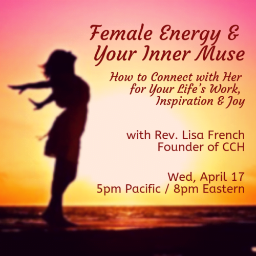 Female Energy & Your Inner Muse
