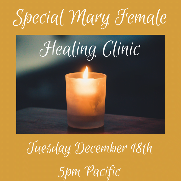 Mary Female Healing Clinic