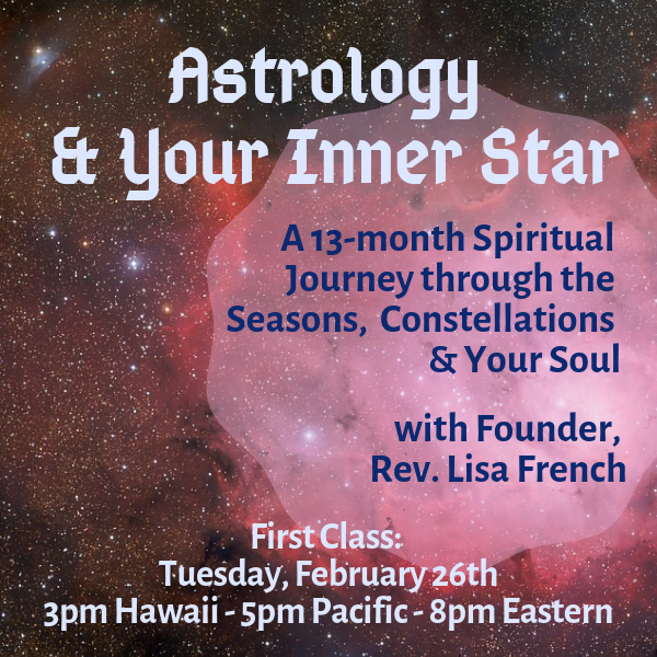 astrology & clairvoyance series